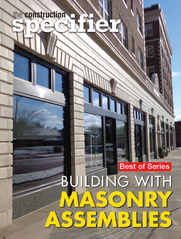 Construction Specifier Cover Mag